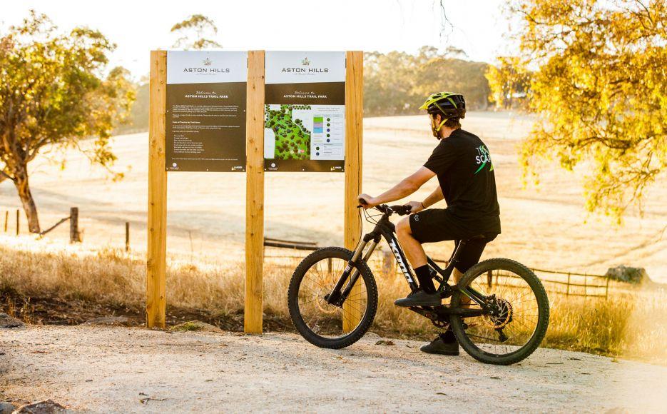 Aston Hills Mountain Bike Park | Mount Barker