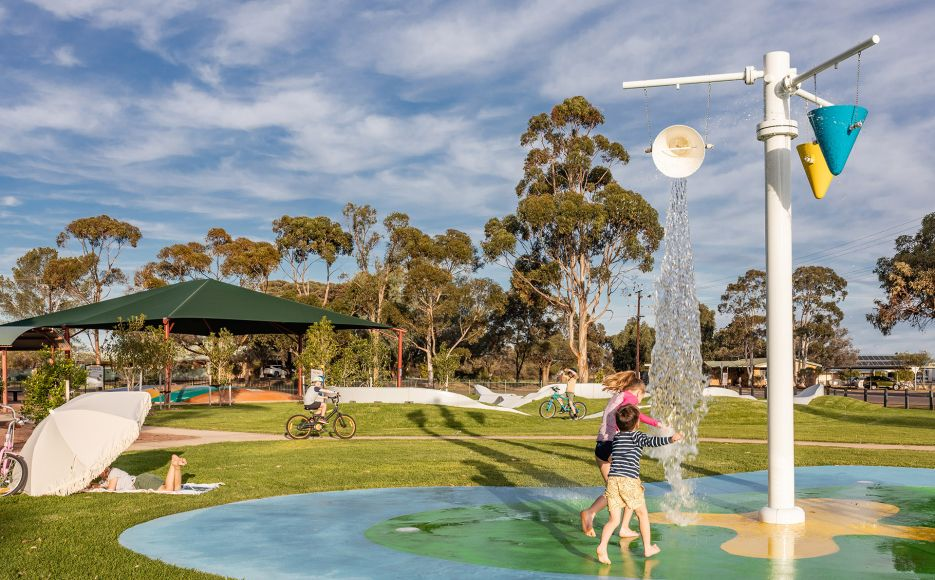 Wudinna Apex Park Active Recreation and Sport Zone